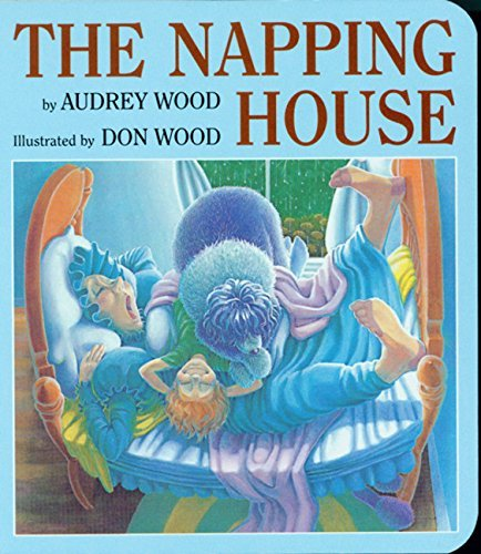 Audrey Wood The Napping House