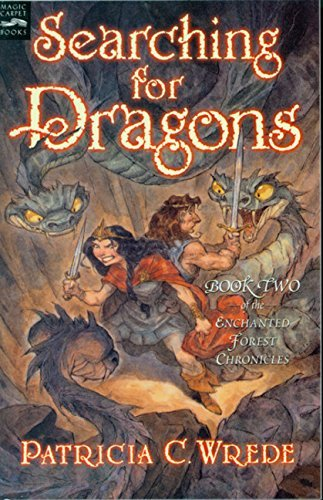 Patricia C. Wrede Searching For Dragons