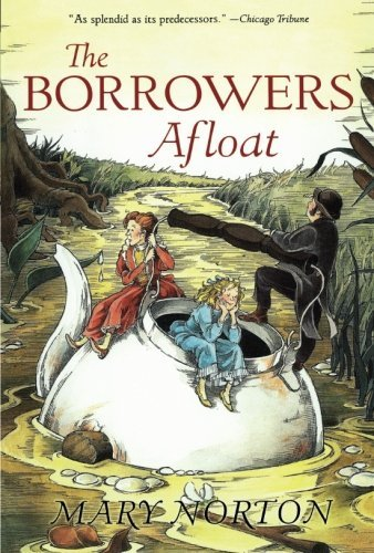 Mary Norton The Borrowers Afloat 0050 Edition;anniversary