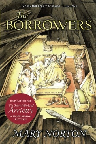 Mary Norton The Borrowers