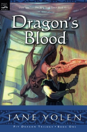 Jane Yolen Dragon's Blood