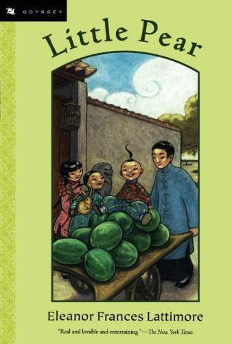 Eleanor Frances Lattimore Little Pear The Story Of A Little Chinese Boy