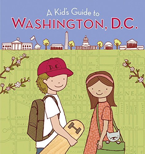 Harcourt A Kid's Guide To Washington D.C. Revised Update