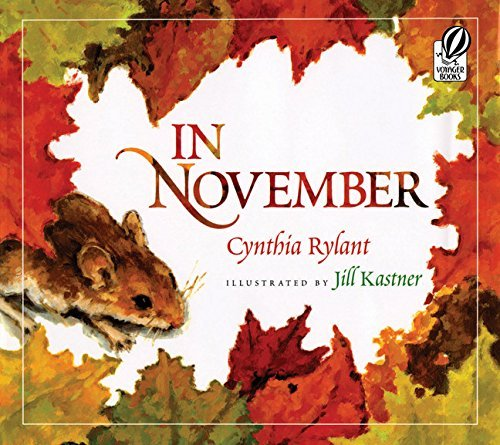 Cynthia Rylant In November