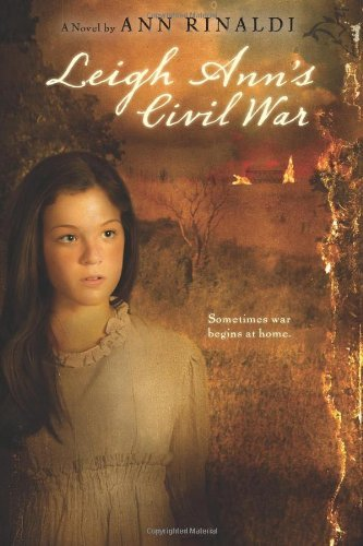 Ann Rinaldi Leigh Ann's Civil War