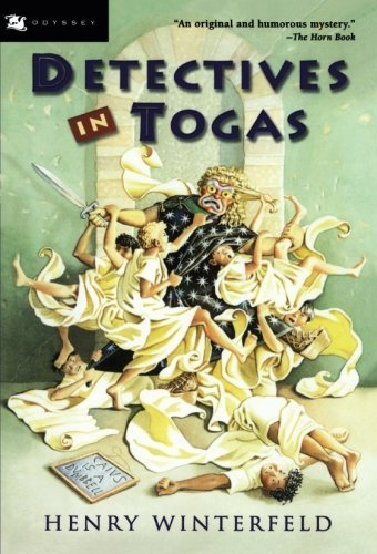 Henry Winterfeld Detectives In Togas