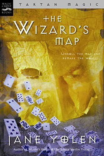Jane Yolen The Wizard's Map