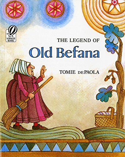 Tomie Depaola Legend Of Old Befana The