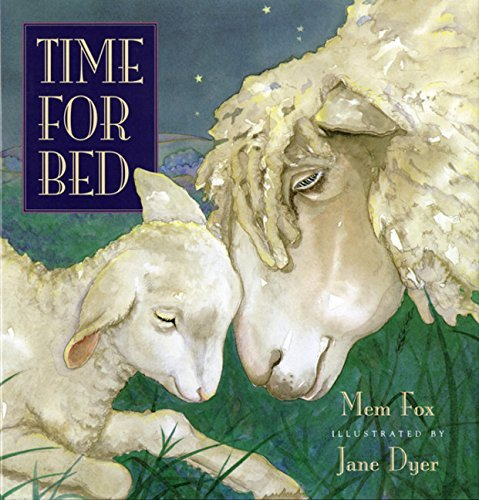 Mem Fox Time For Bed