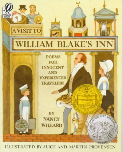Nancy Willard A Visit To William Blake's Inn Poems For Innocent And Experienced Travelers