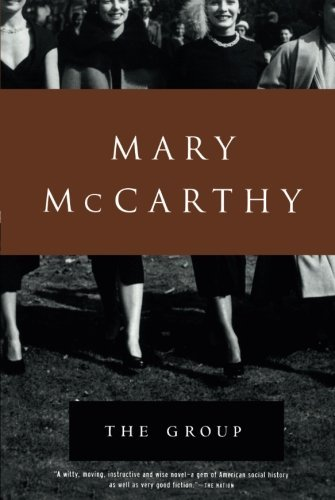 Mary Mccarthy The Group