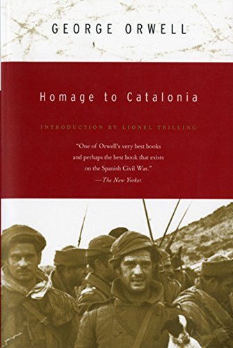 George Orwell Homage To Catalonia