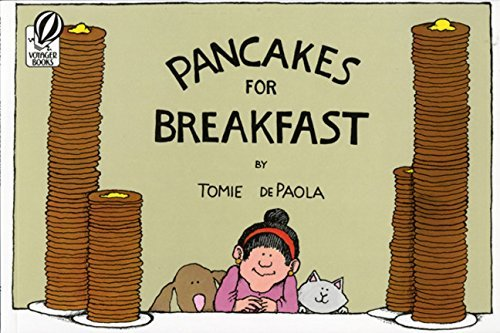 Tomie Depaola Pancakes For Breakfast