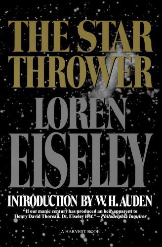 Loren Eiseley The Star Thrower