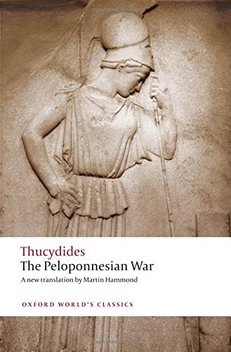 Thucydides The Peloponnesian War Revised