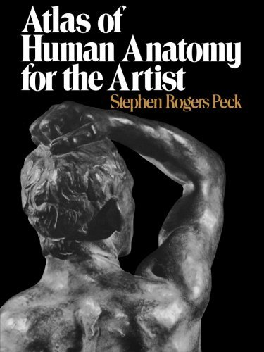 Stephen Rogers Peck Atlas Of Human Anatomy For The Artist