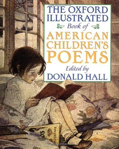 Donald Hall The Oxford Illustrated Book Of American Children's