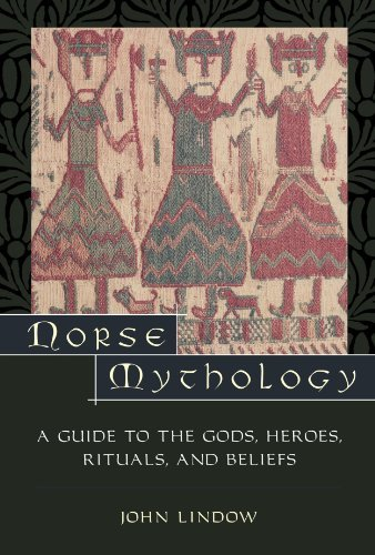 John Lindow Norse Mythology A Guide To The Gods Heroes Rituals And Beliefs