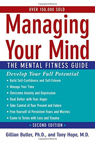 Gillian Butler Managing Your Mind The Mental Fitness Guide 0002 Edition;
