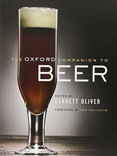 Garrett Oliver The Oxford Companion To Beer