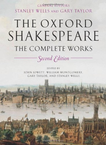 William Shakespeare The Oxford Shakespeare The Complete Works 0002 Edition;revised