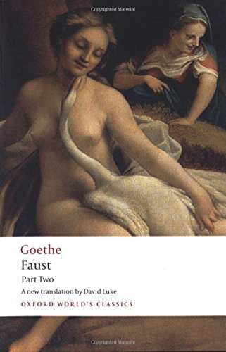 J. W. Von Goethe Faust Part Two
