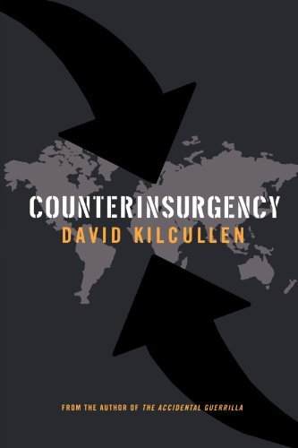 David Kilcullen Counterinsurgency