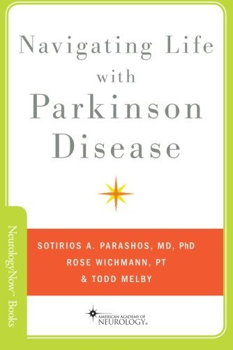 Sotirios Parashos Navigating Life With Parkinson Disease