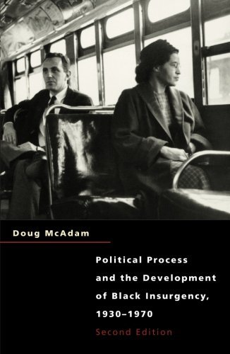 Doug Mcadam Political Process And The Development Of Black Ins 0002 Edition;