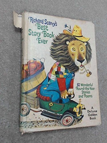 Richard Scarry Richard Scarry's Best Story Book Ever