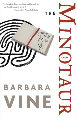 Barbara Vine The Minotaur A Novel