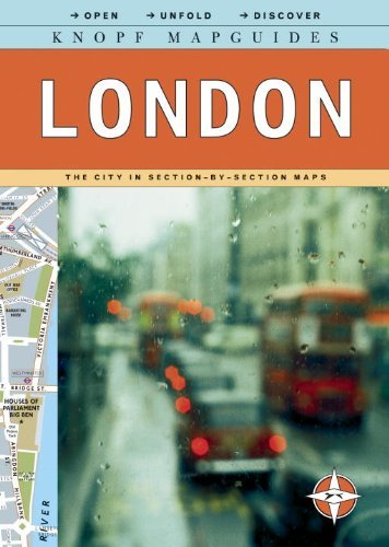 Knopf Guides Knopf Mapguide London Revised & Updat