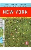 Knopf Guides Knopf Mapguides New York The City In Section By Section Maps Revised