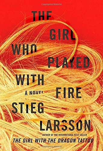 Stieg Larsson Girl Who Played With Fire The