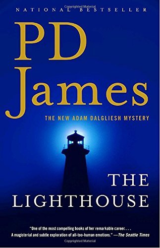 P. D. James The Lighthouse