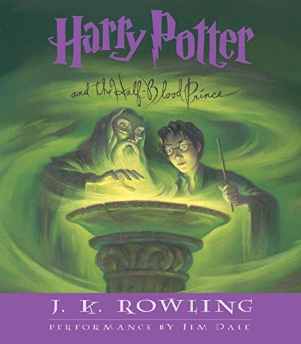 Rowling J. K. Harry Potter And The Half Blood Prince