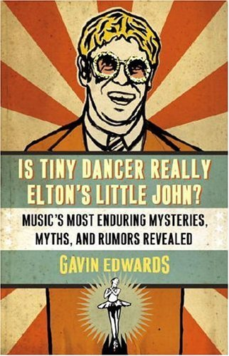 Edwards Gavin Is Tiny Dancer Really Elton's Little John?