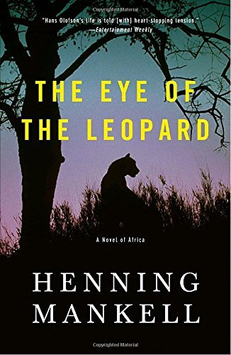 Henning Mankell The Eye Of The Leopard