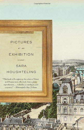 Sara Houghteling Pictures At An Exhibition
