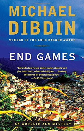 Michael Dibdin End Games An Aurelio Zen Mystery