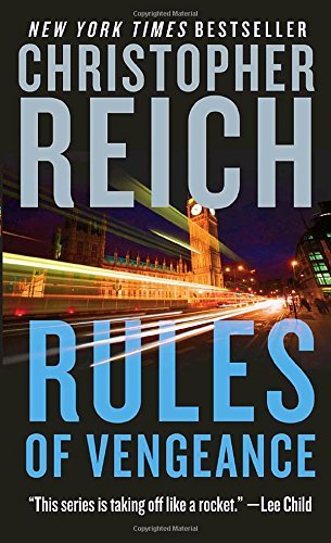 Christopher Reich Rules Of Vengeance