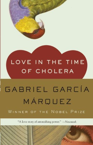 Gabriel Garcia Marquez Love In The Time Of Cholera