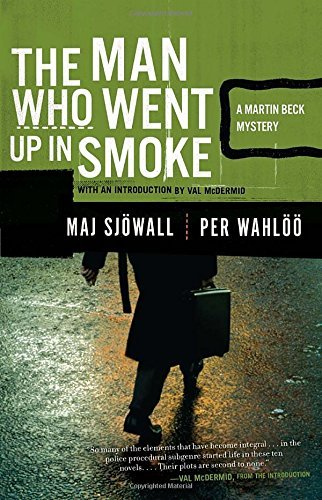 Maj Sjowall The Man Who Went Up In Smoke