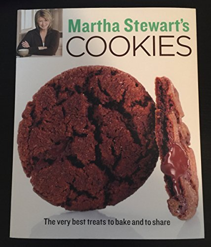 Martha Stewart Living Magazine Martha Stewart's Cookies The Very Best Treats To Bake And To Share