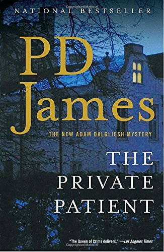 P. D. James The Private Patient