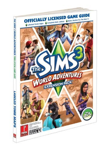 Catherine Browne The Sims 3 World Adventures Expansion Pack