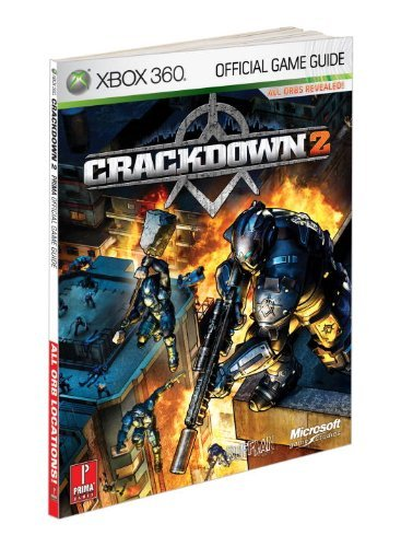Prima Games Crackdown 2 Prima Official Game Guide