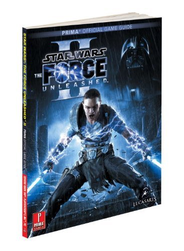 Prima Games Star Wars The Force Unleashed 2 Prima Official Game Guide