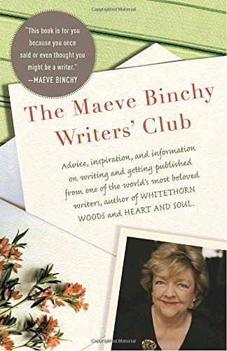 Maeve Binchy The Maeve Binchy Writers' Club