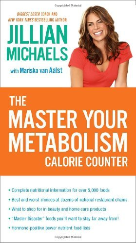 Jillian Michaels The Master Your Metabolism Calorie Counter